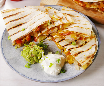 Foto Quesadilla Chicken