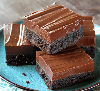 Foto Brownie Fudge